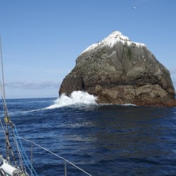 Rockall in fair weather